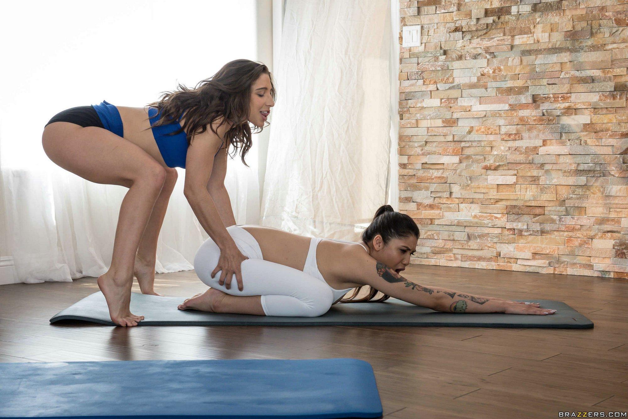 VERNA: Fucking A Yoga Instructor