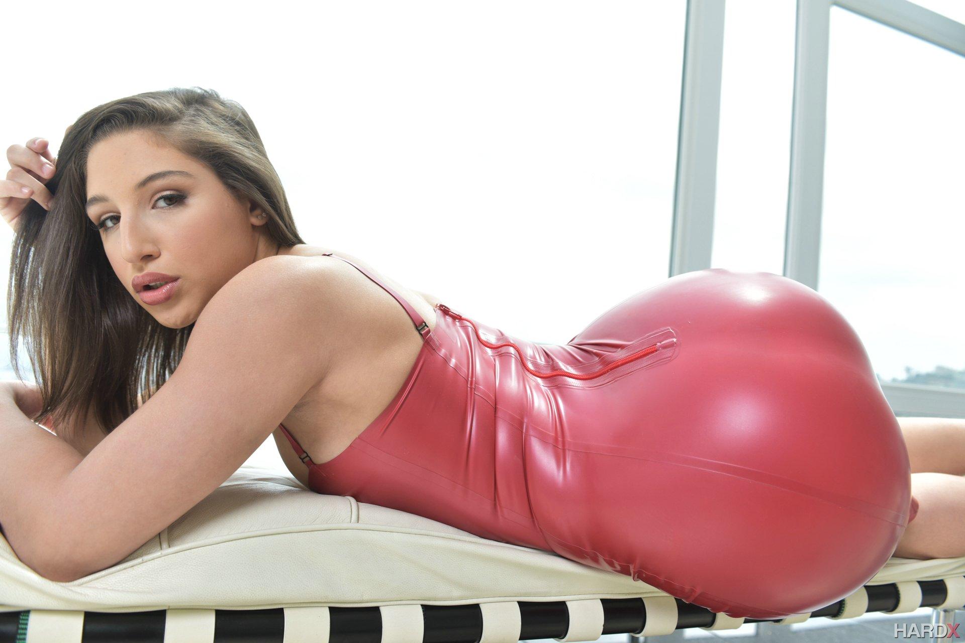 Abella Danger Red Dress