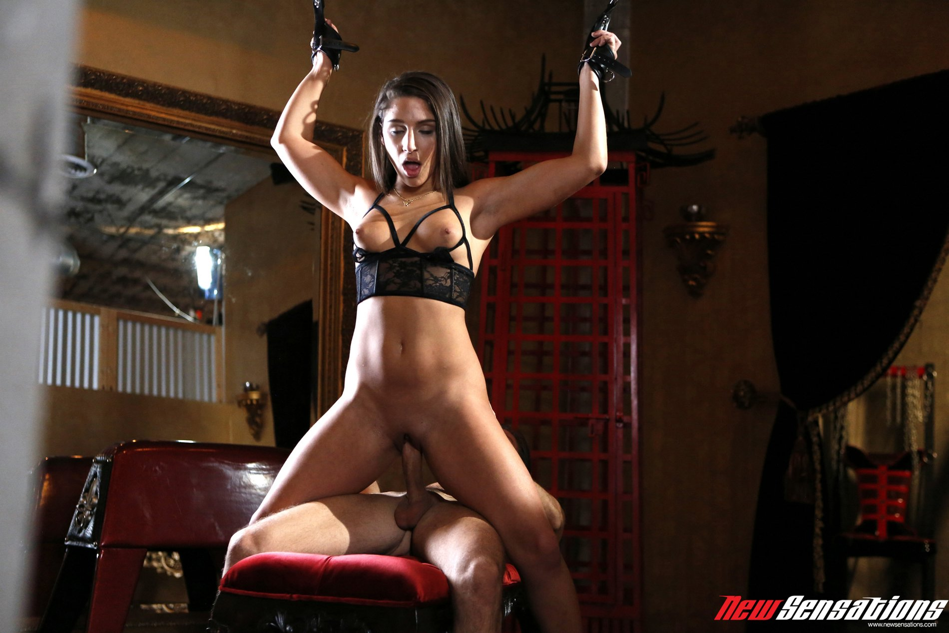 abella danger getting tied up and fucked hard my