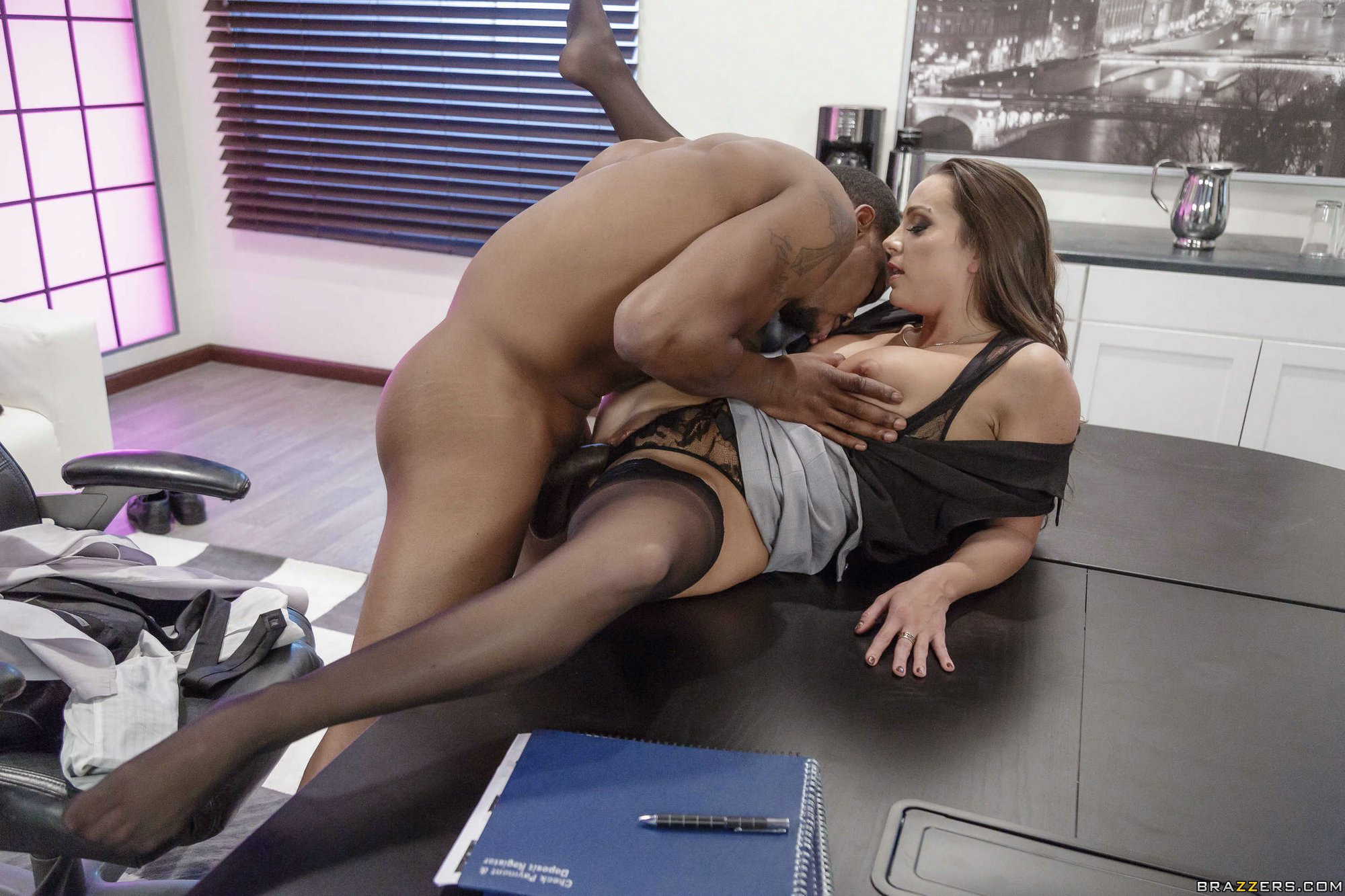 Sex in the office streaming photo on demand