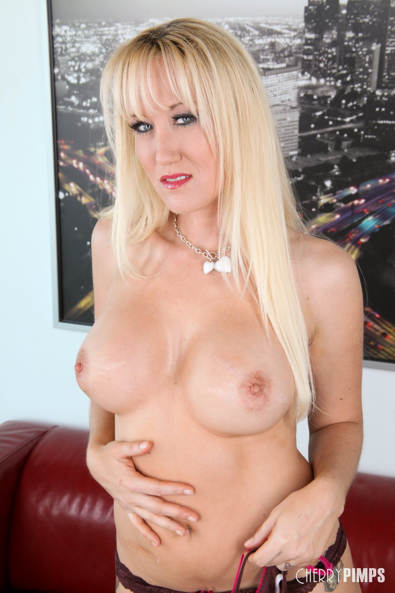 Alana evans interracial sex on the stairs 7