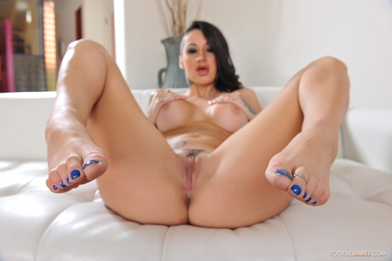 sexiest pornstar feet
