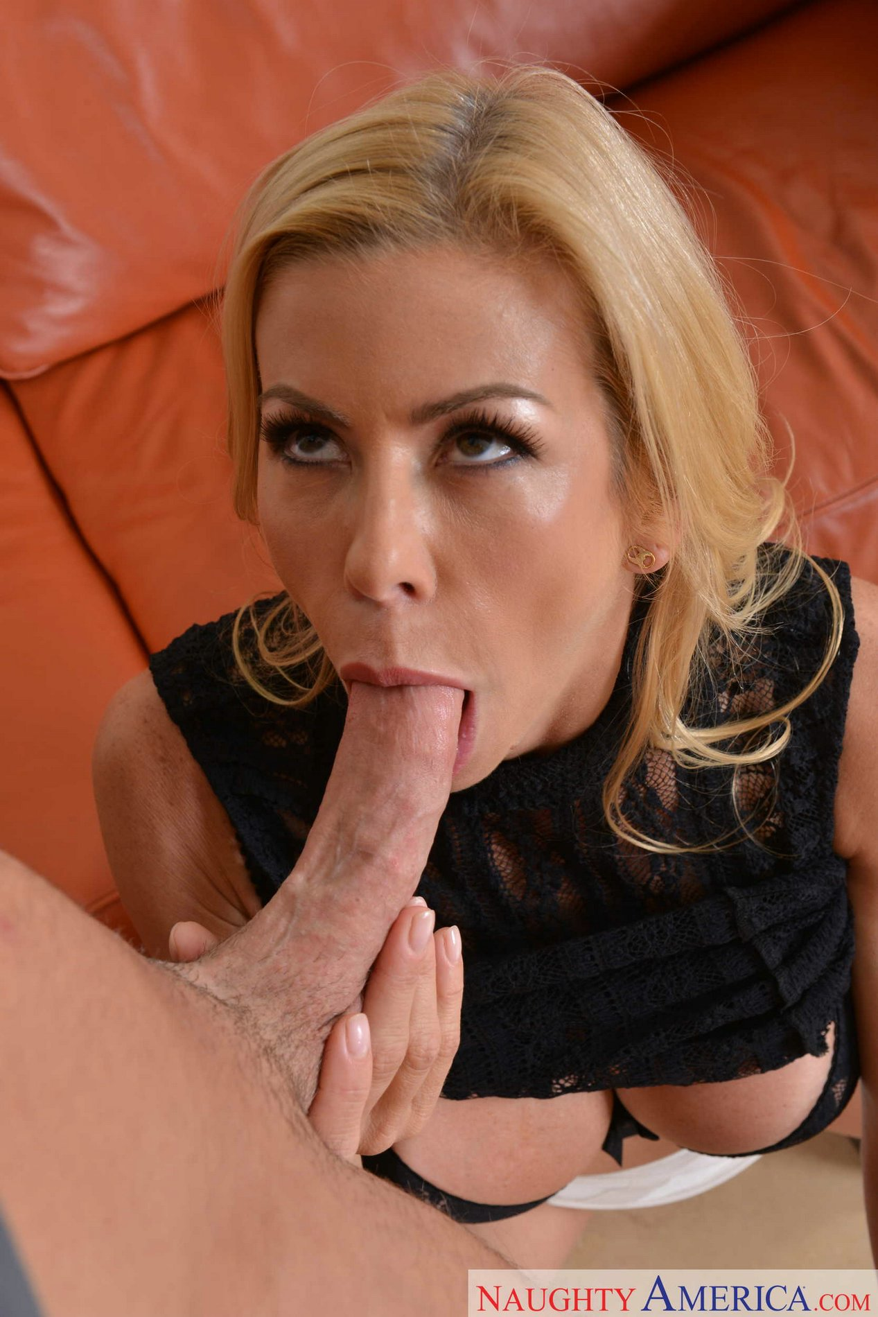 image Classy milf gets anal in car bvr