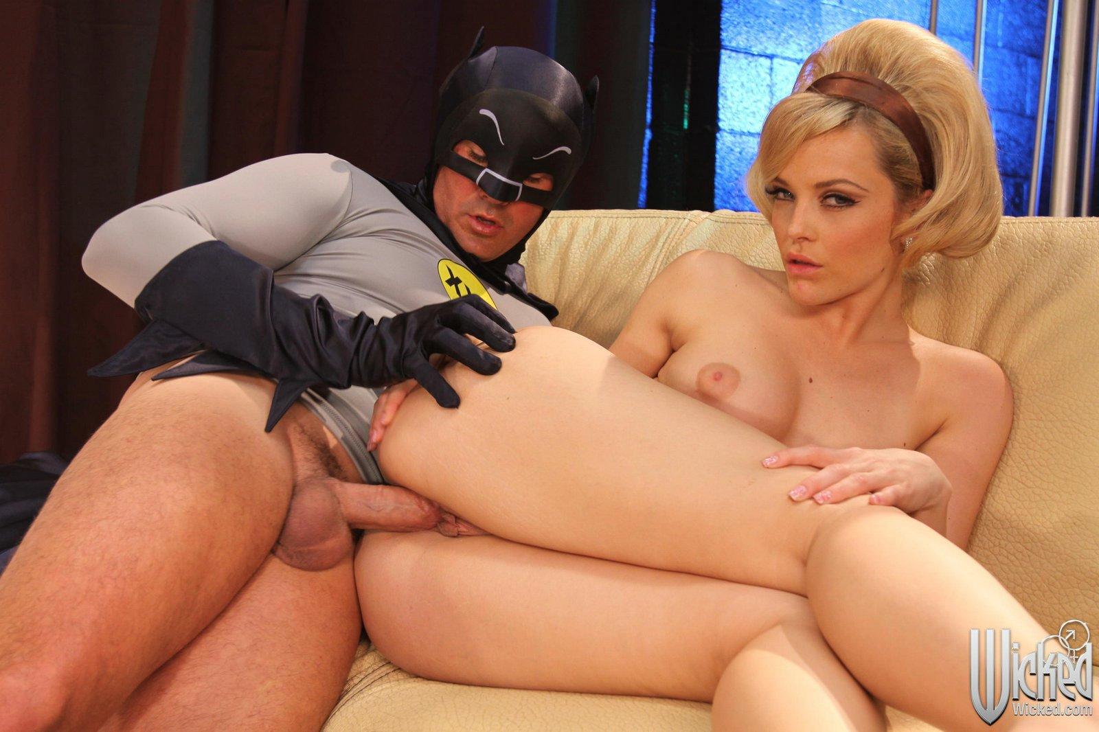 Batman XXX Parody Watch Online
