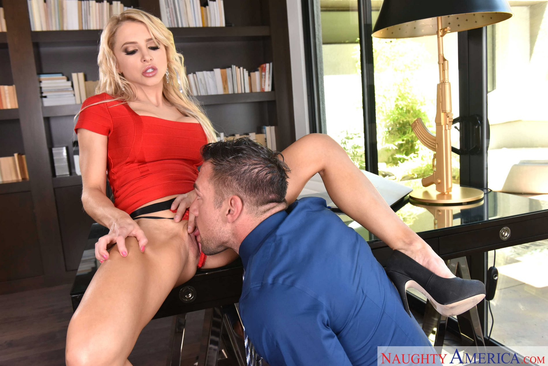 Boss Fucks Secretary Real