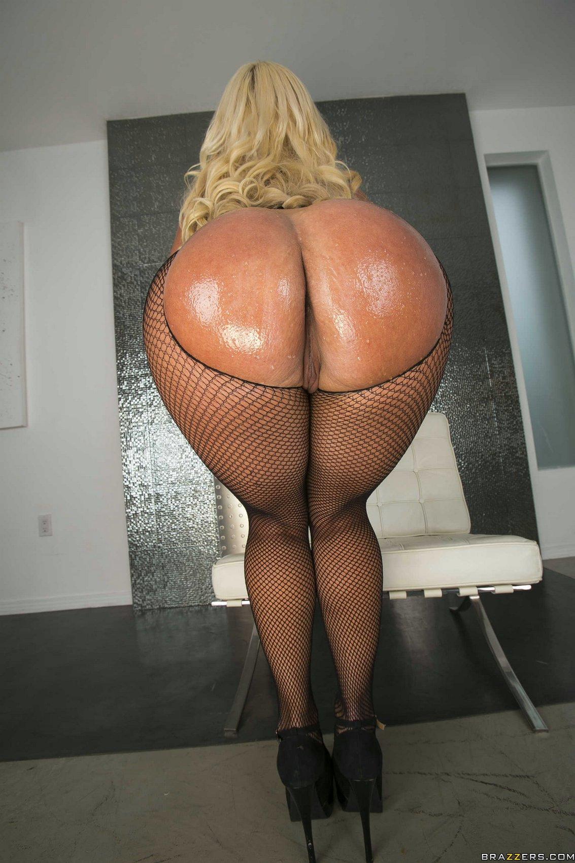 Huge ass stockings
