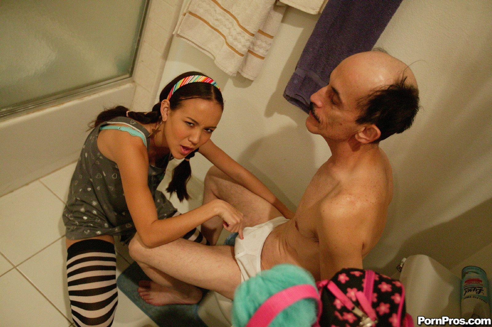 Maria ozawa asian milf deepthroats big cock before fingering hairy pussy 10