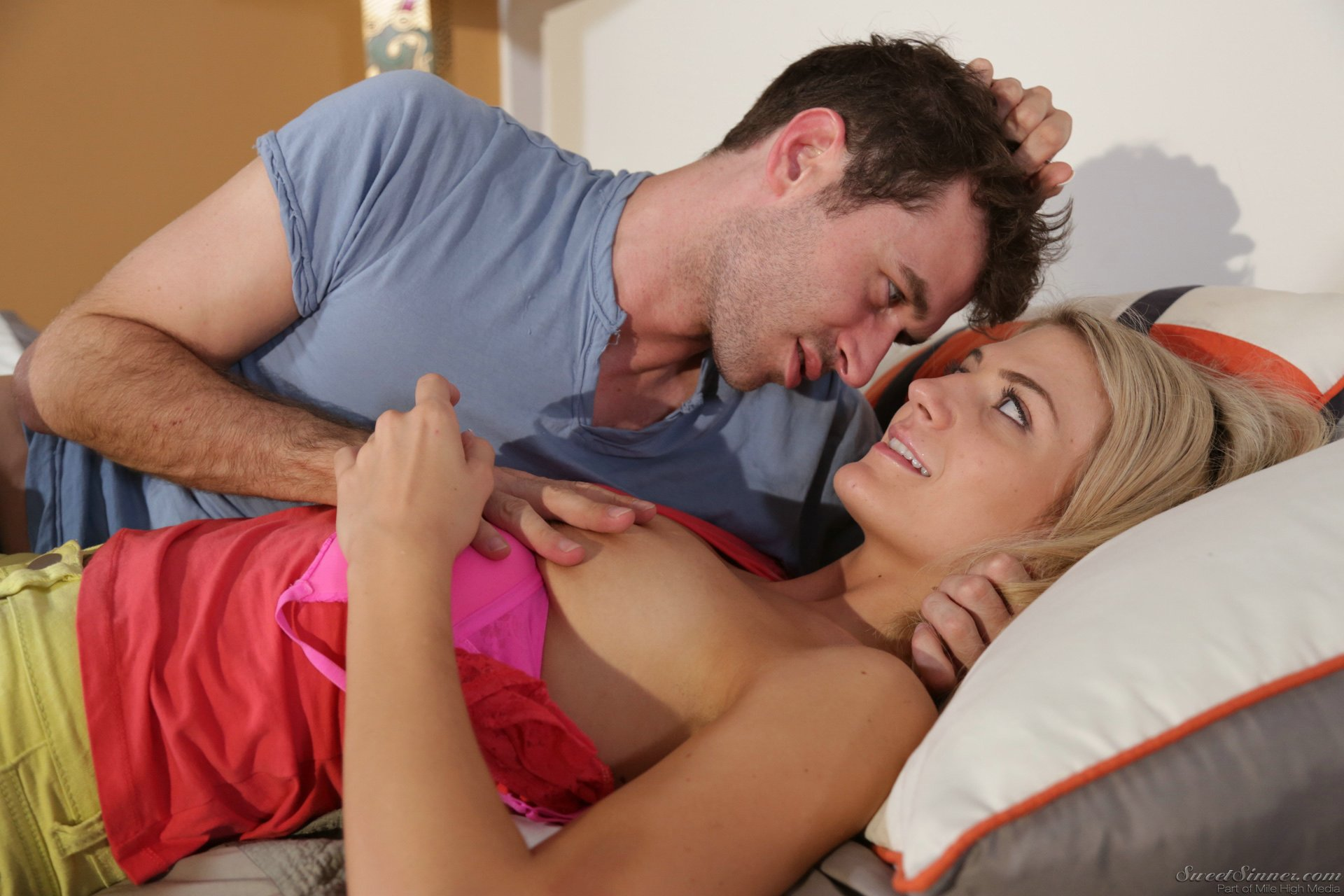 Amanda Love Having Sex amanda tate and james deen making hot love - my pornstar book