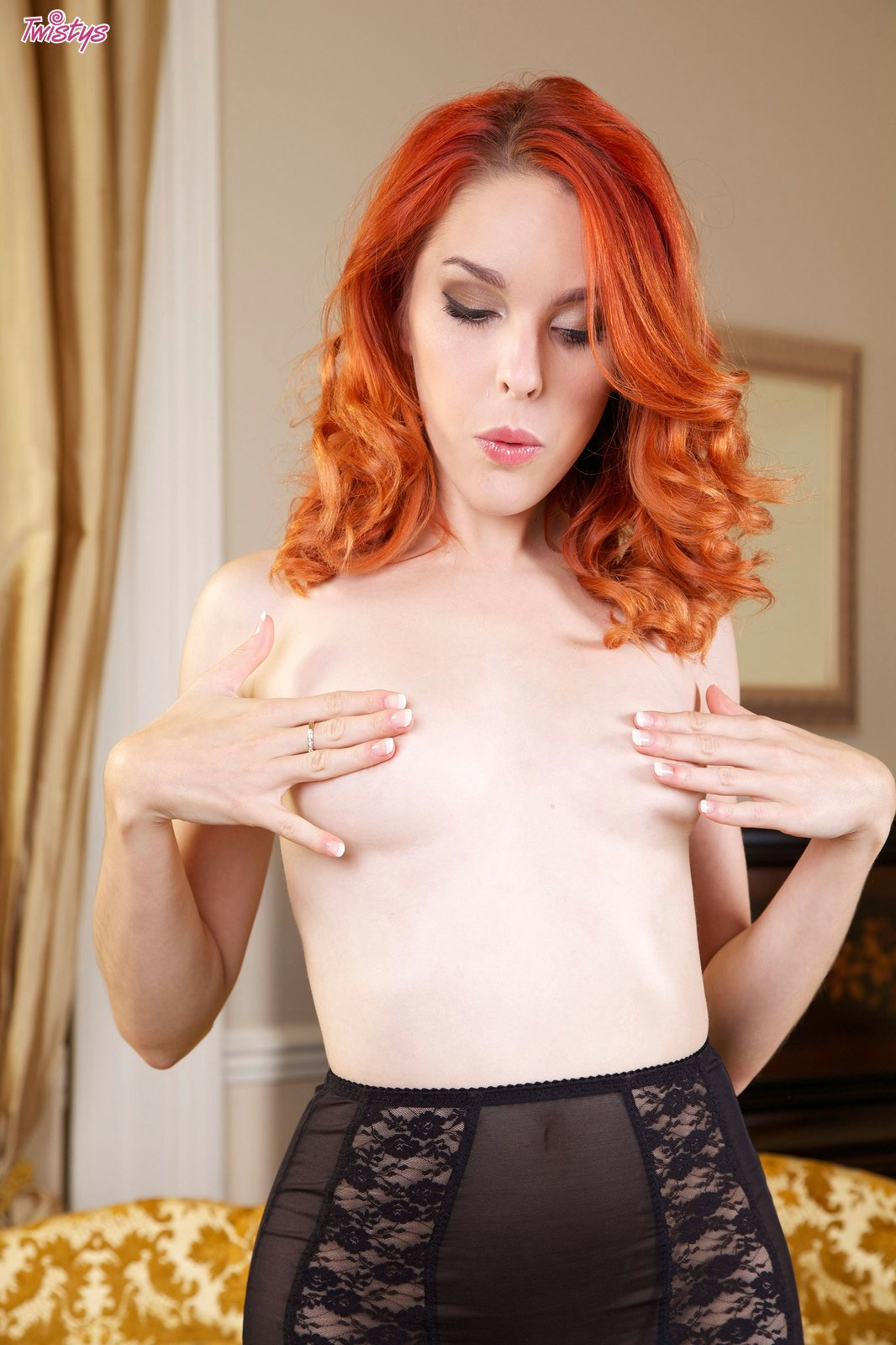 redheads shaved