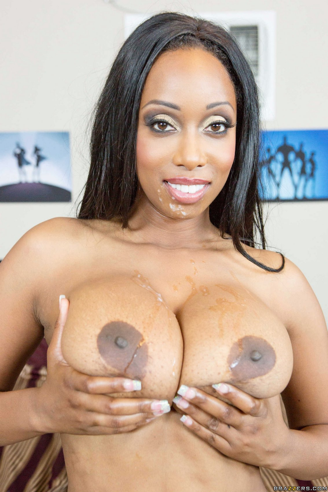 Me getting fucked by two black cocks - 3 part 6
