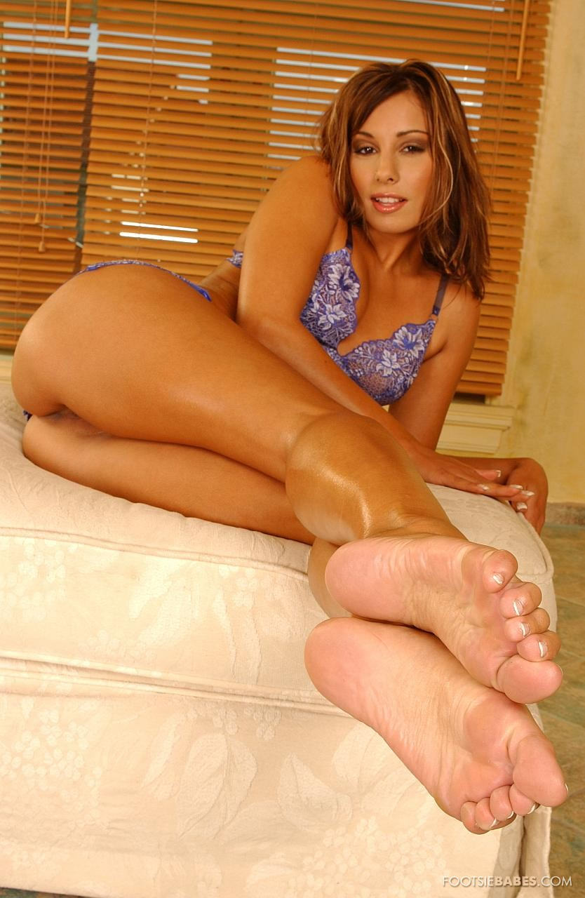I've anetta keys foot fetish galleries alluring hairy