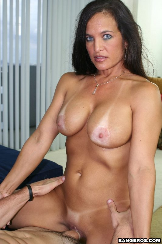 image Milf with younger guy