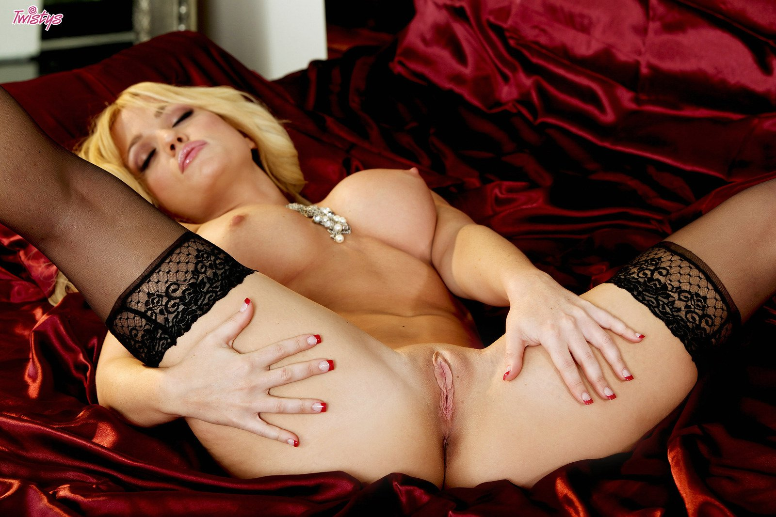 Angela Sommers Stockings