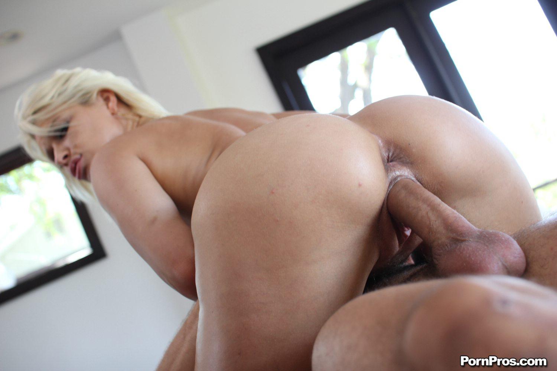 Pornstar anikka albrite fucked at a posh party