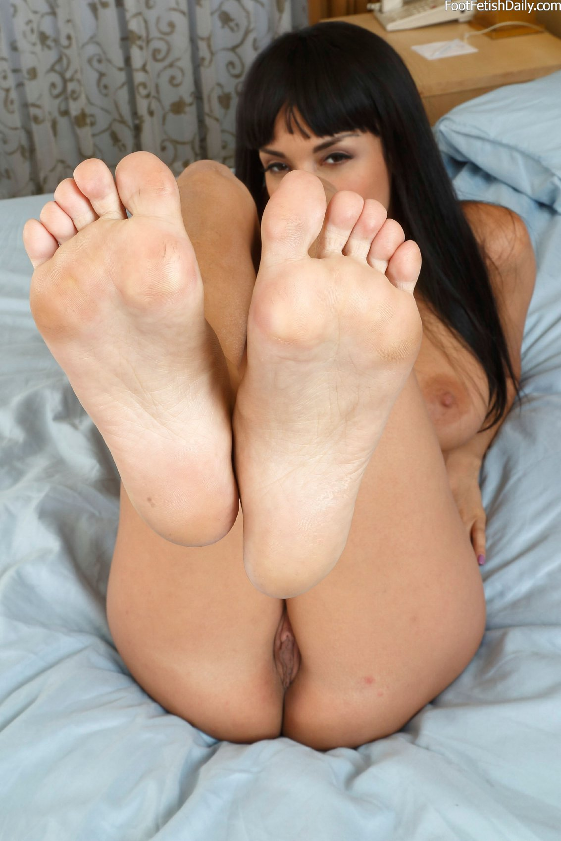 Opinion Anissa kate foot fetish risk