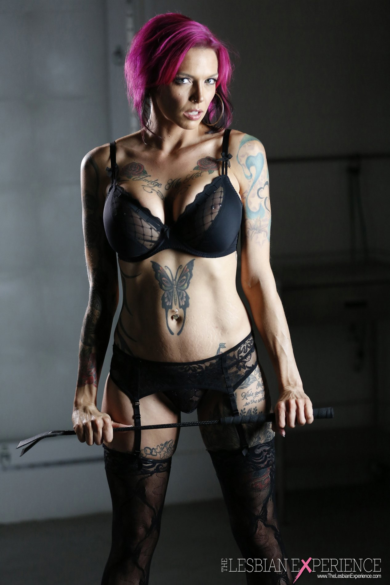 Lesbian action with anna bell peaks and september reign - 2 part 6