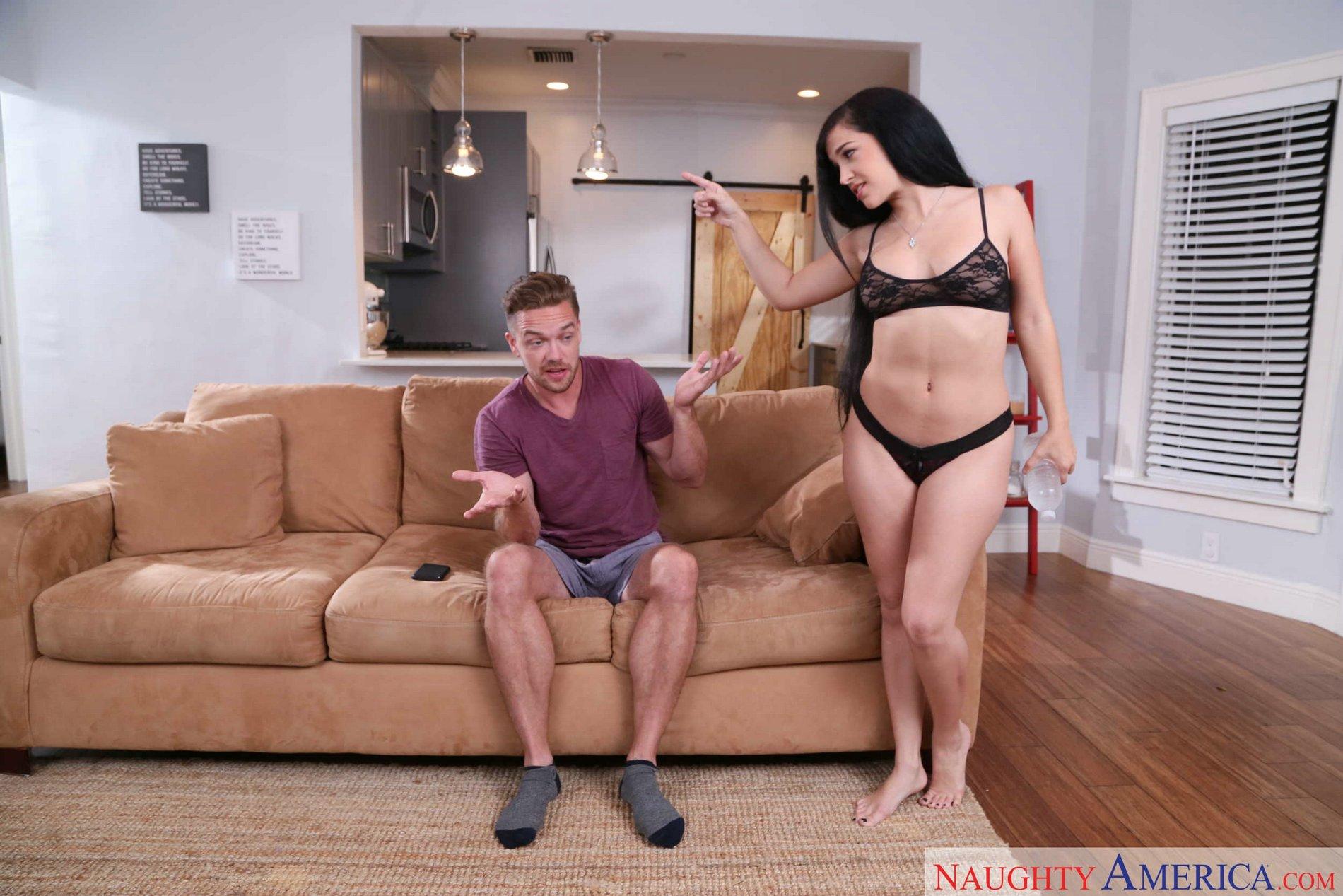 Annika Eve annika eve getting fucked hard on couch - my pornstar book