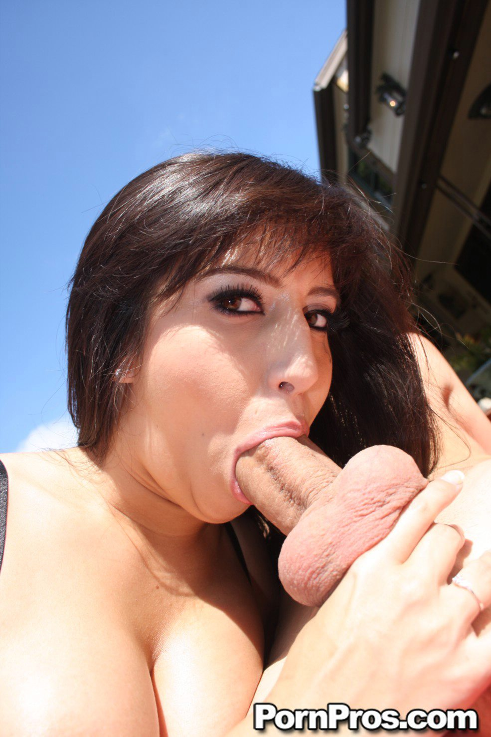 April oneil cumshot porn video