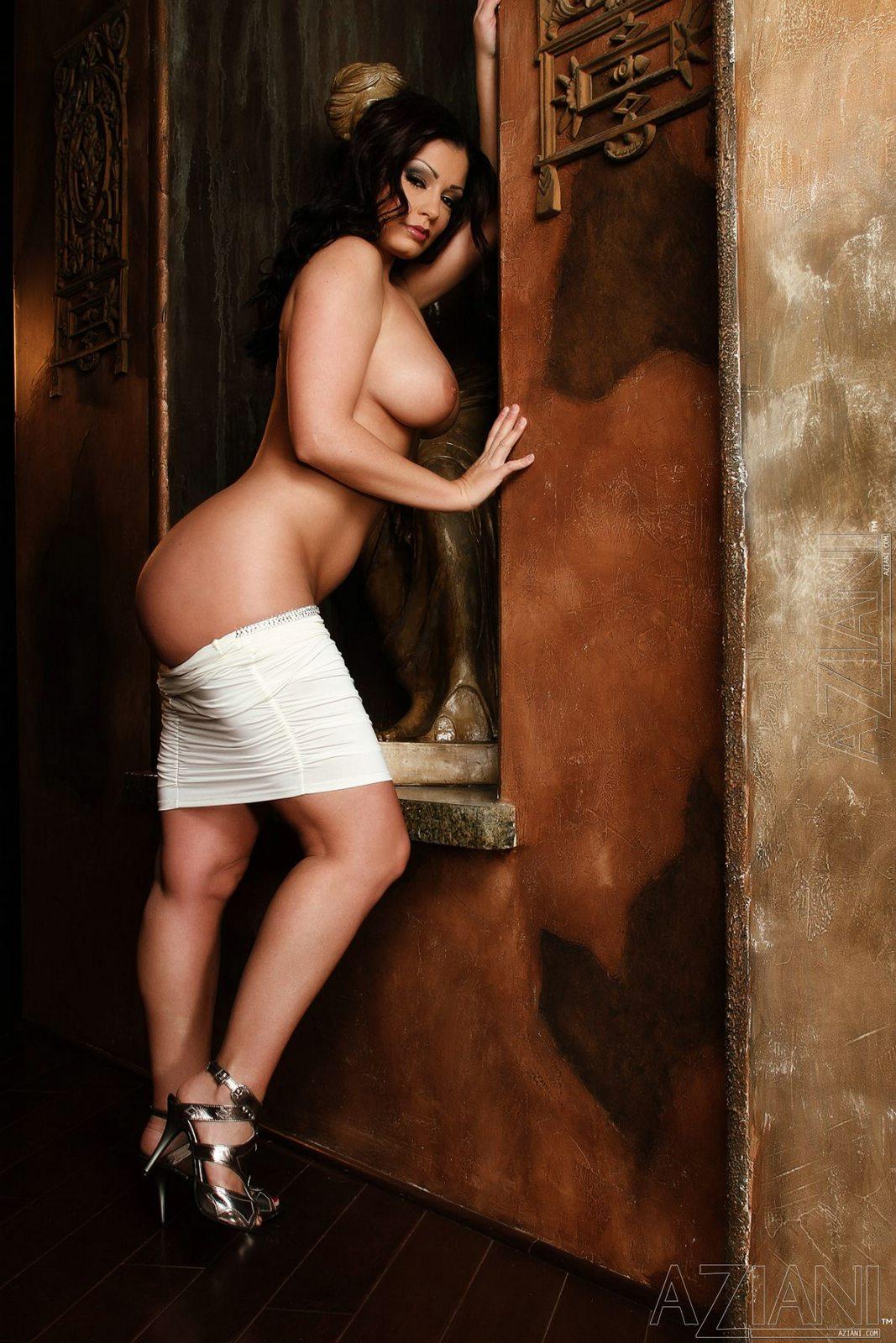 Naked women outdoor sex
