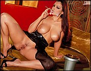 30, knew Aria giovanni boob video take