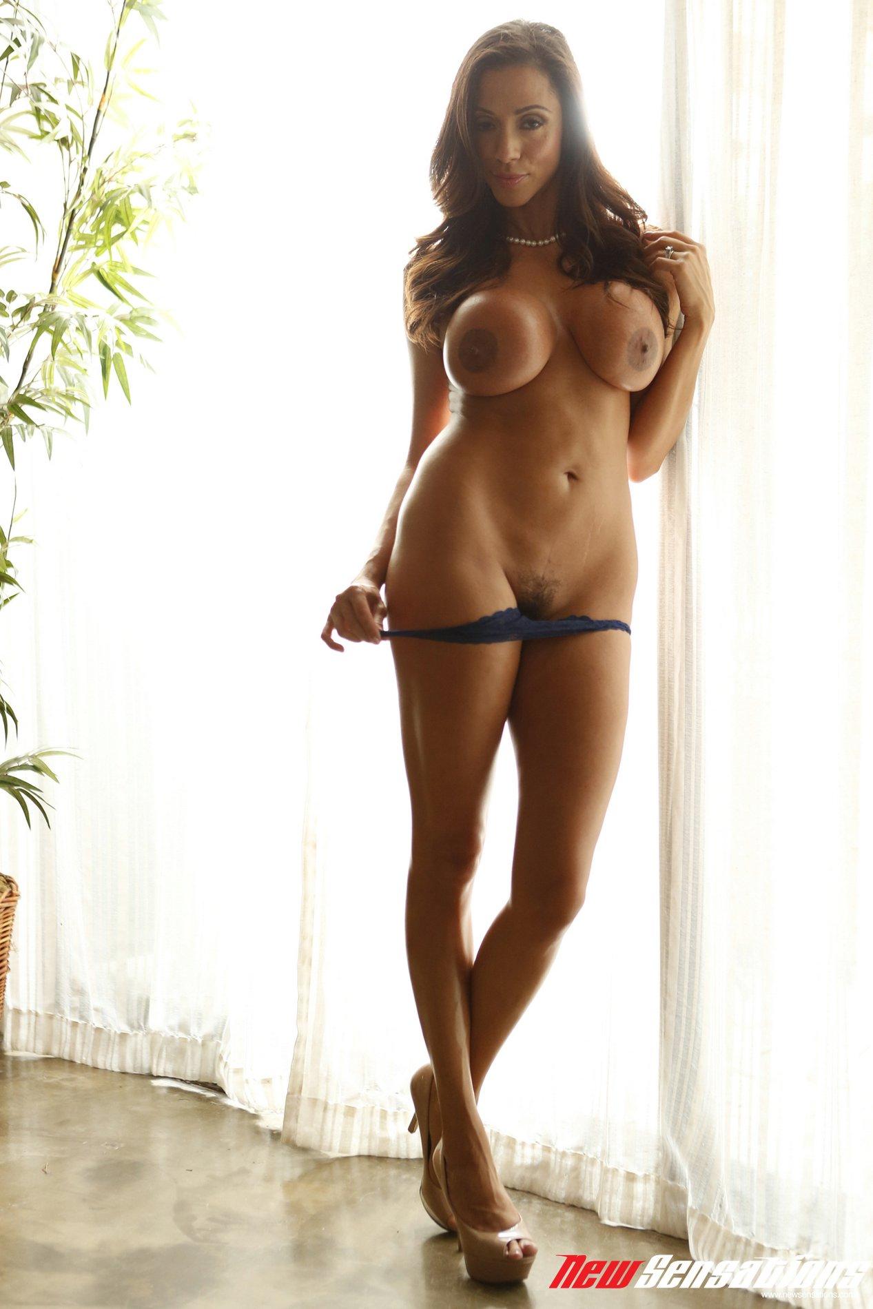 Corpo Ragazza Calda Nuda