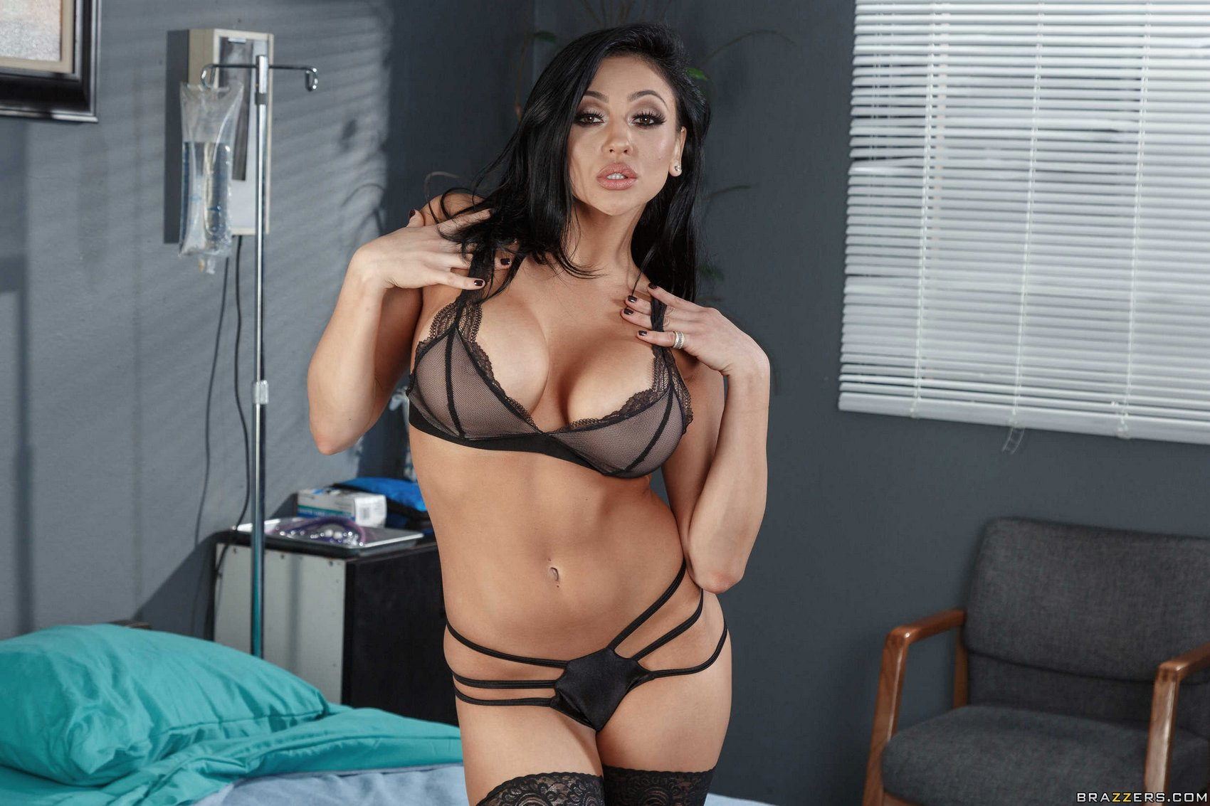 from Travis hot audrey bitoni toples