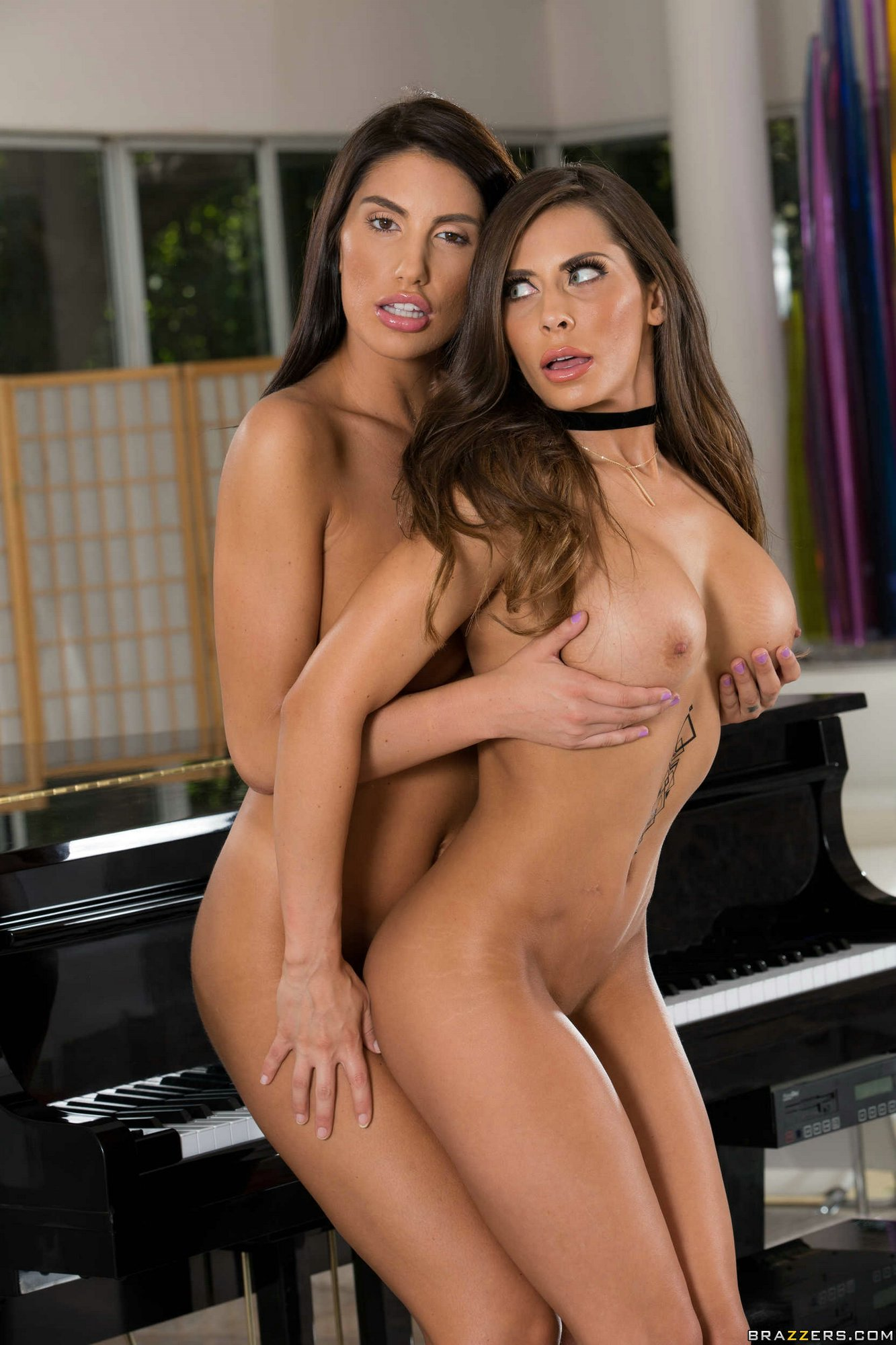 August ames & madison ivy