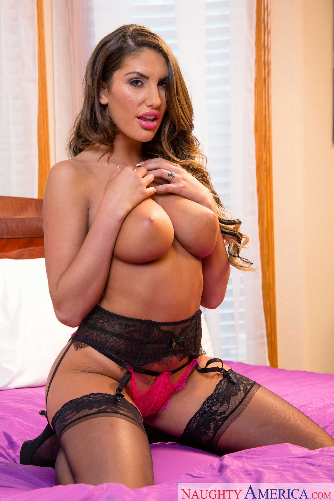 August Ames Free