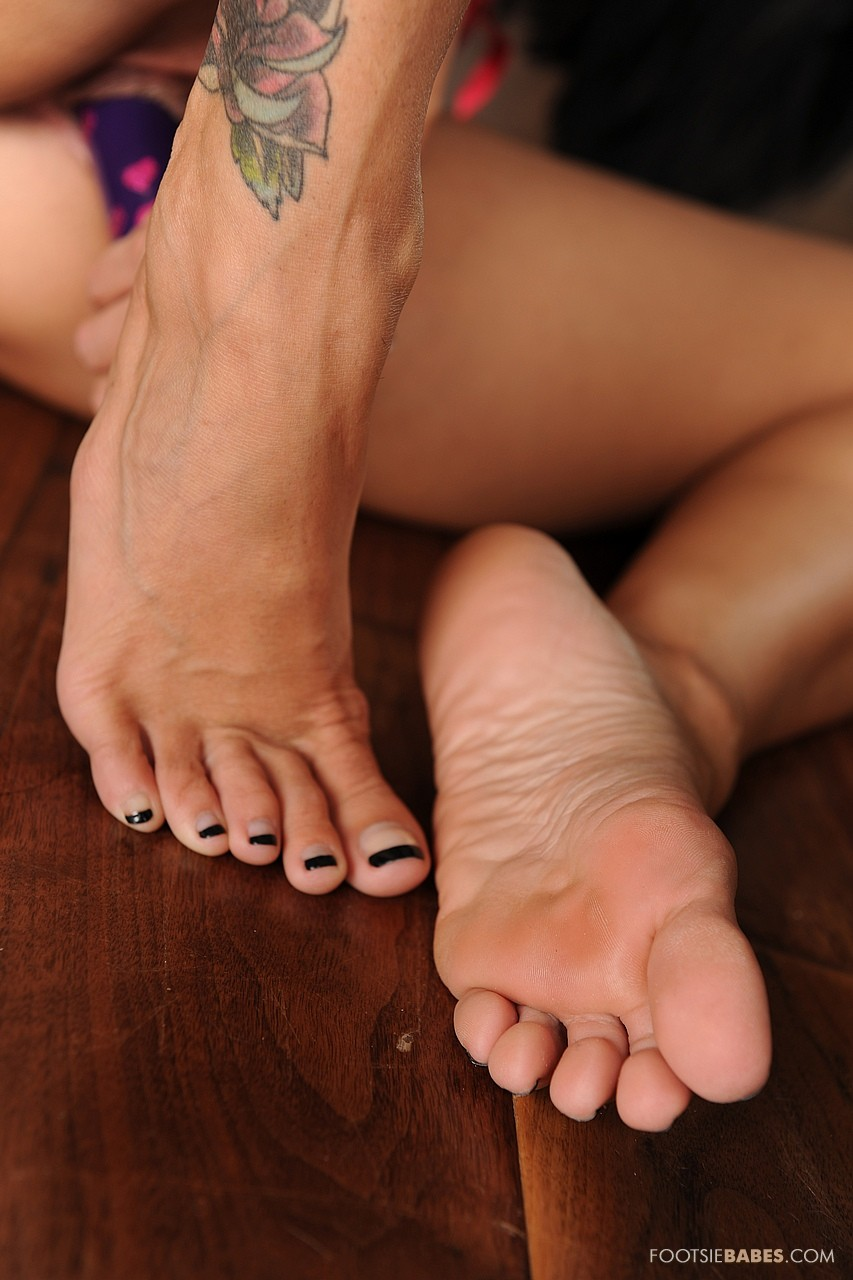 image Foot fetish soles toes footjob handjob simulation Part 8