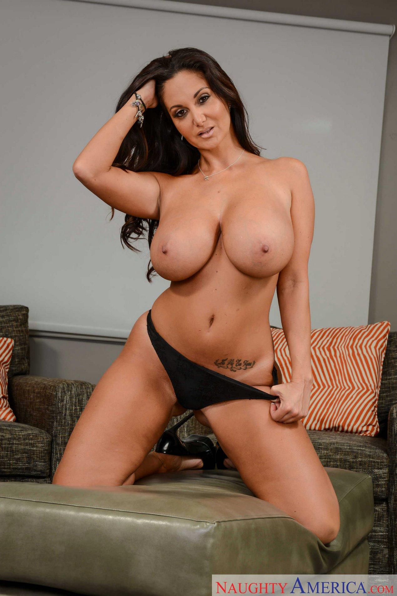 Ava addams black