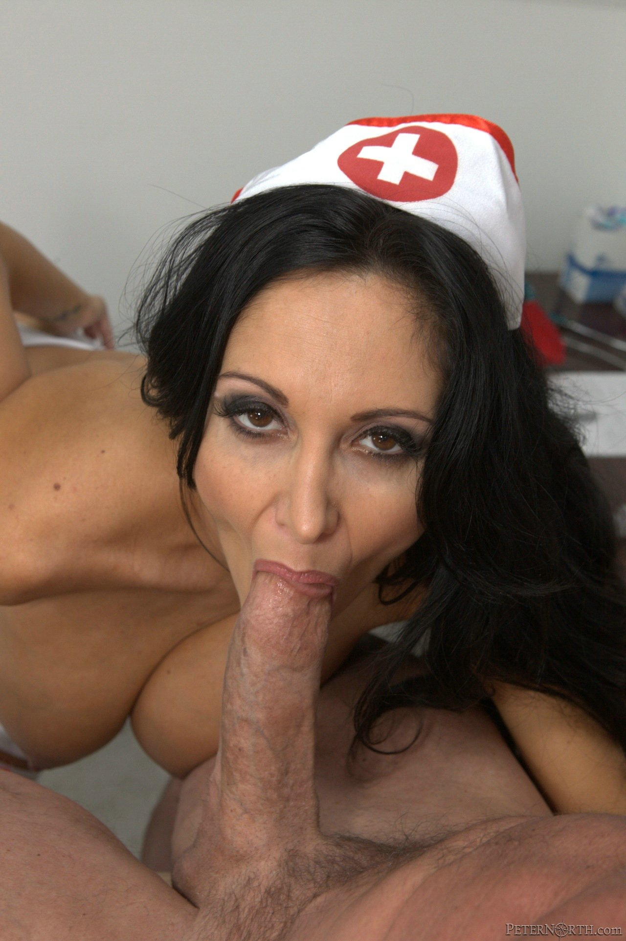 Busty doctor Ava Addams has hot sex with her patient and ...