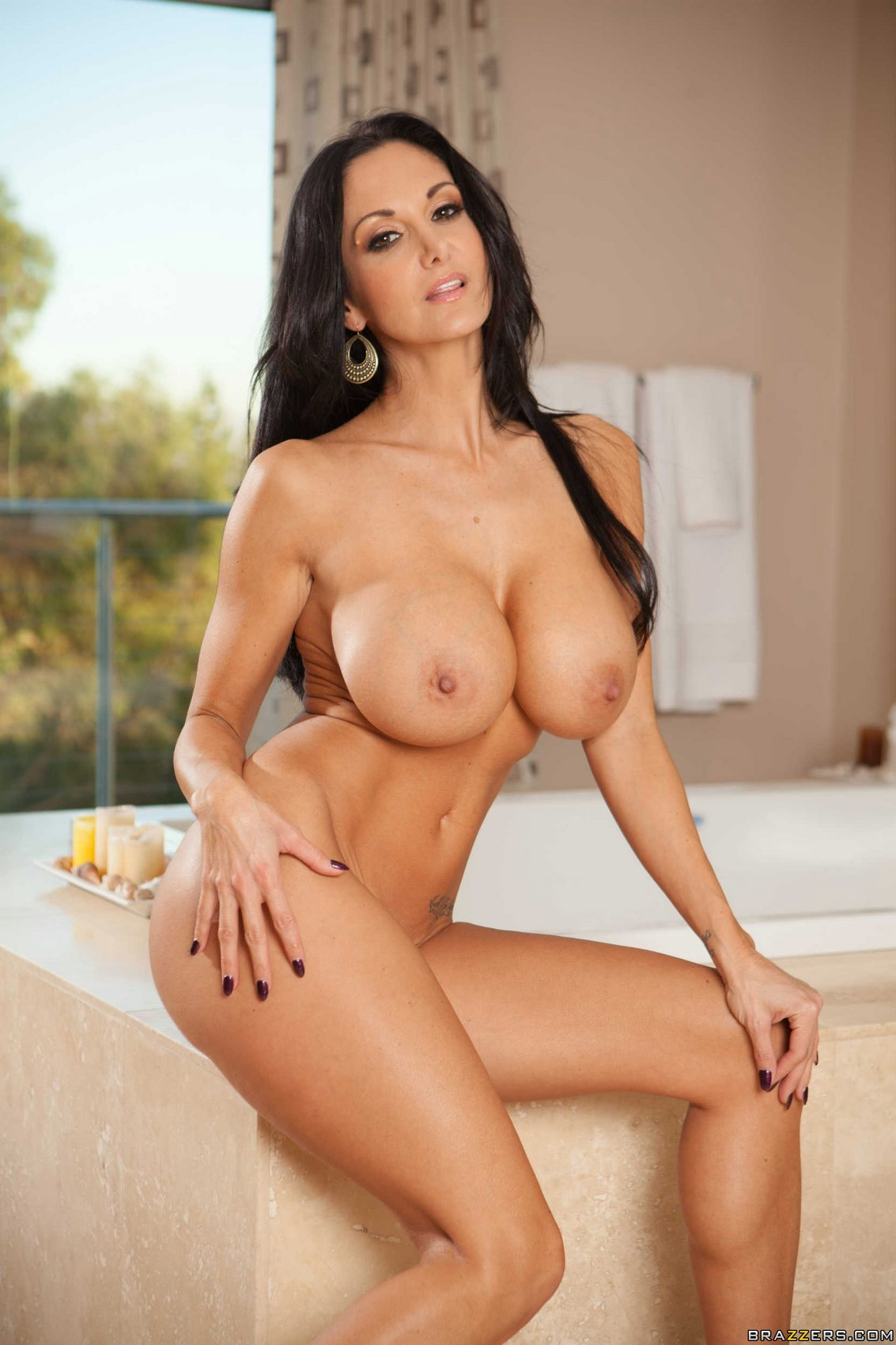 Remarkable Big tit pornstars posing nude can