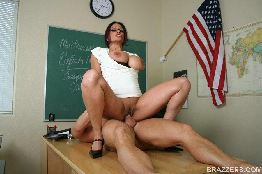 I fucked my milf teacher