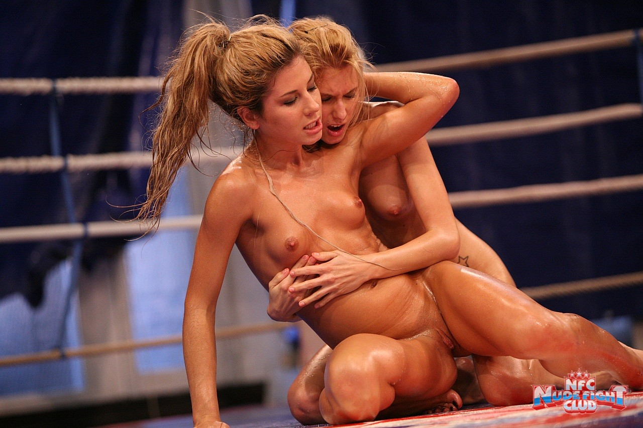 Girls wrestling fighting porn