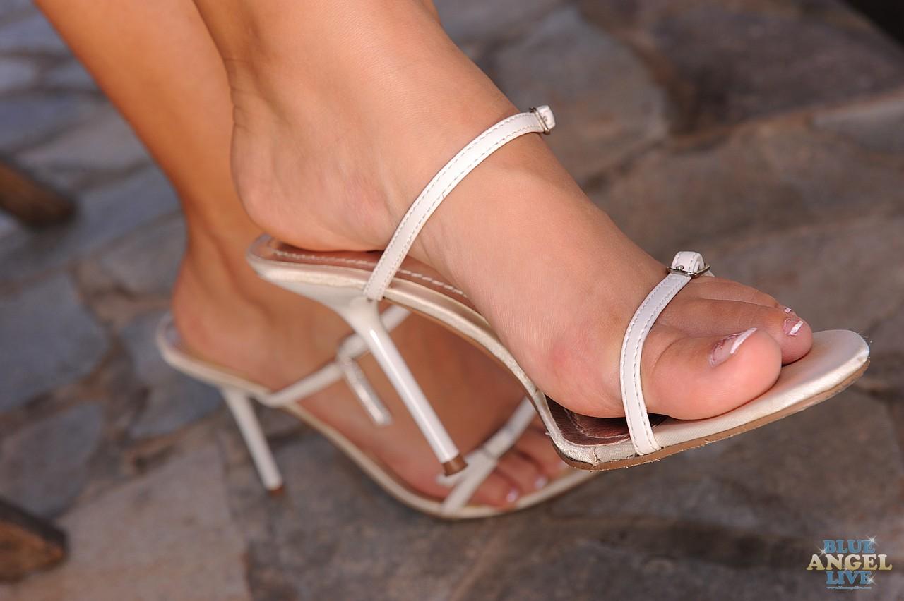 Foot fetish famous-2830