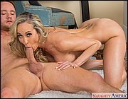 Milf threesome seduce neighbor help you