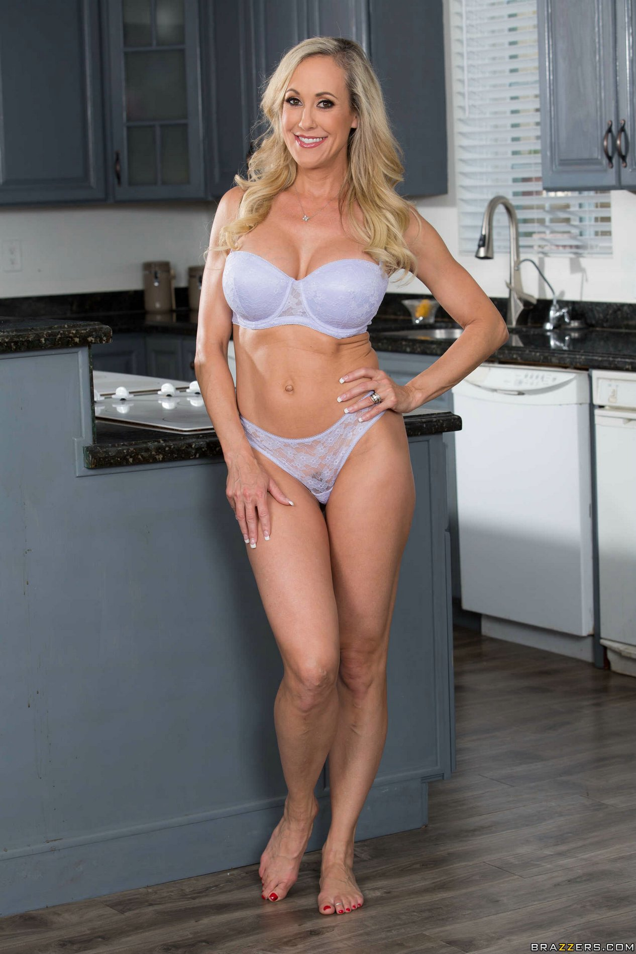 Touching Naked pictures of brandi love