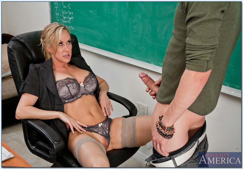 Consider, that Brandi love naughty teacher consider, that