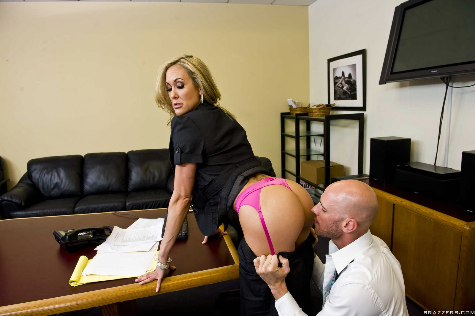 I love fucking my secretary