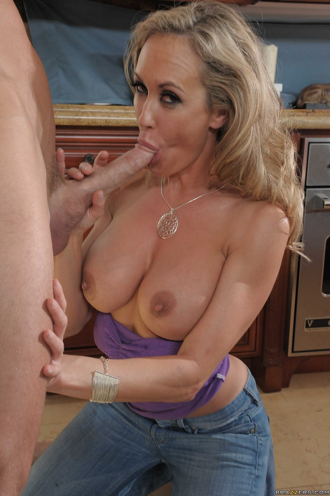 Birthday Surprise! you can fuck my mom  Brazzers