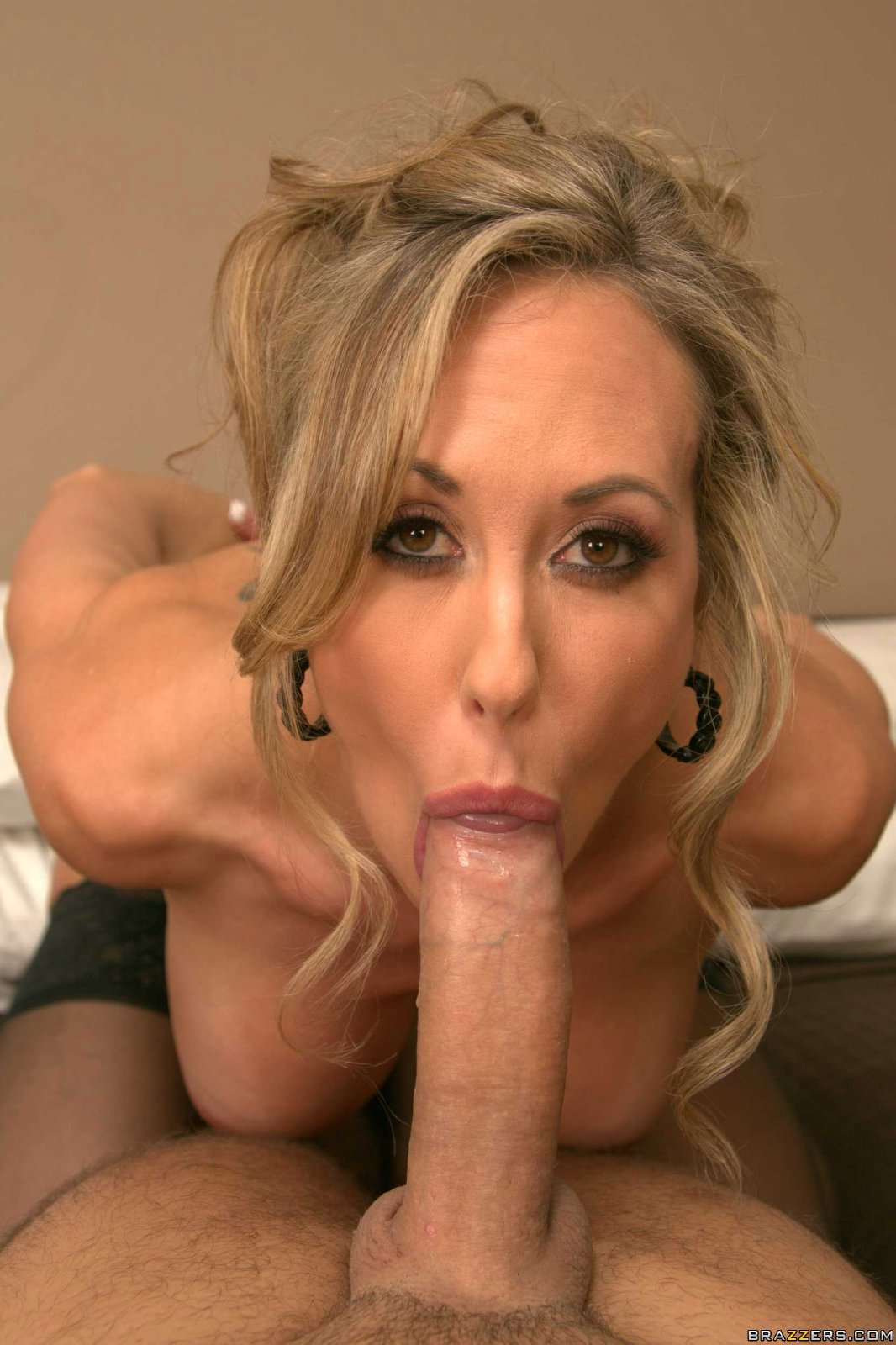 Brandi Love In Black Stockings Gets Fucked Pretty Hard -5364