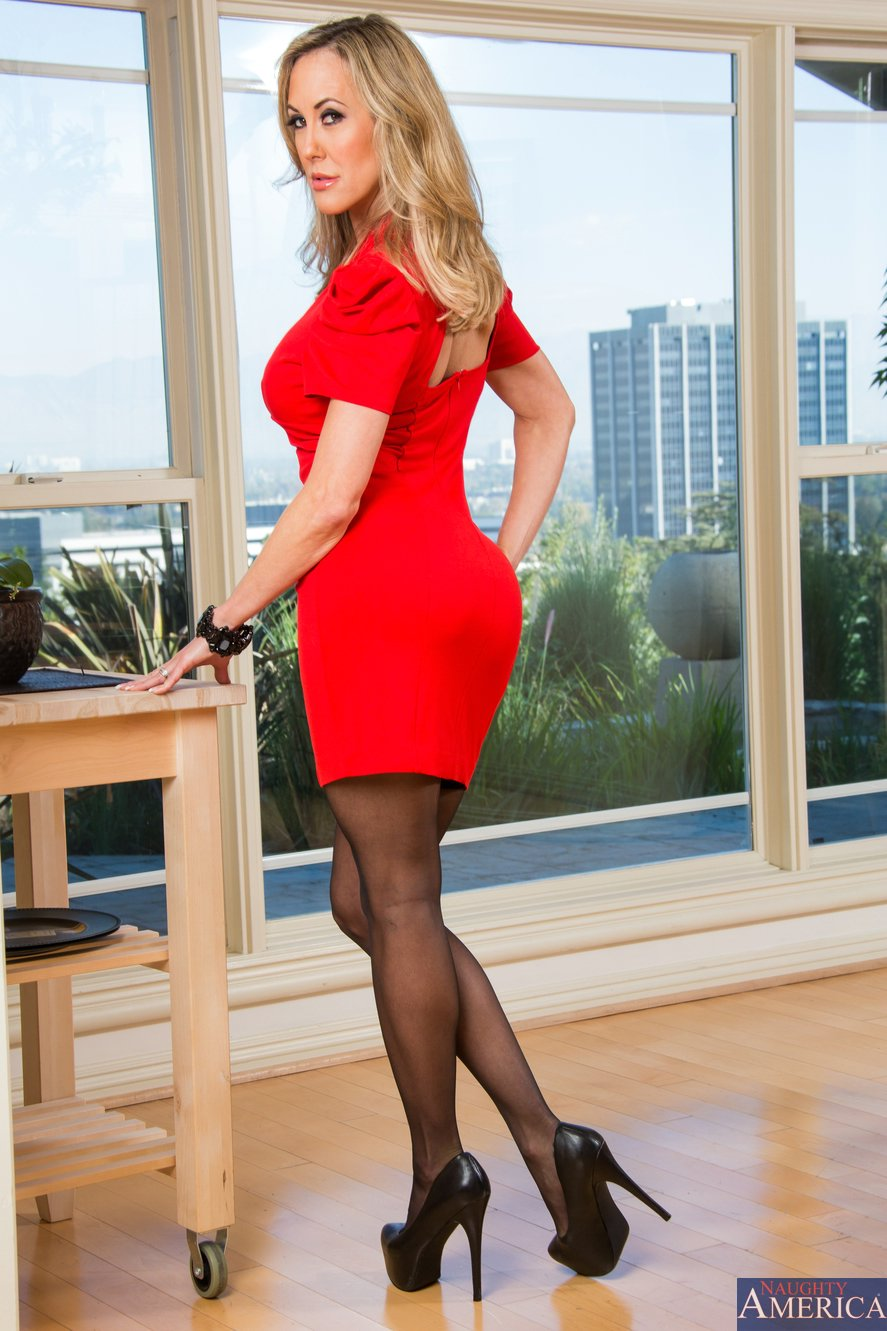 Brandi love stockings speaking, recommend