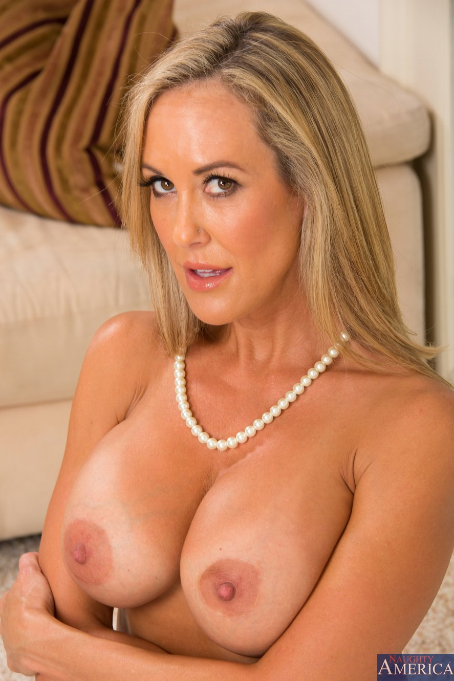 Brandi Love In Black Dress And Stockings Stripping And Posing For You