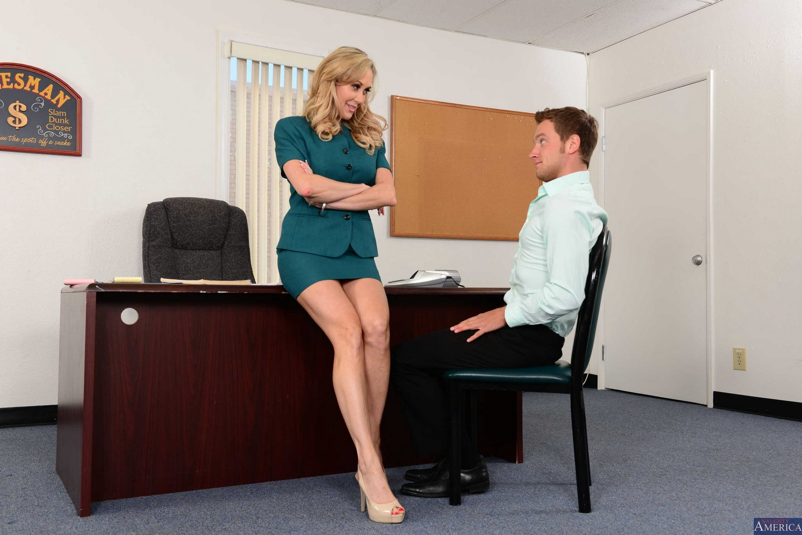 Sexy boss inc