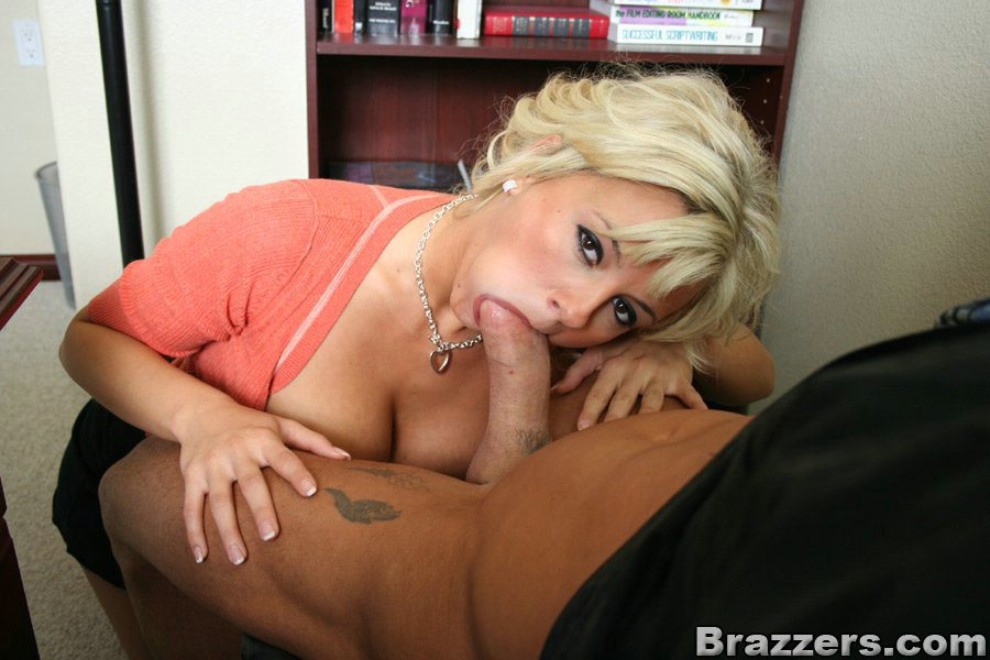 My secretary seduced me