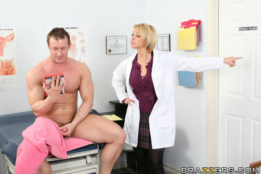 Im having sex with my doctor