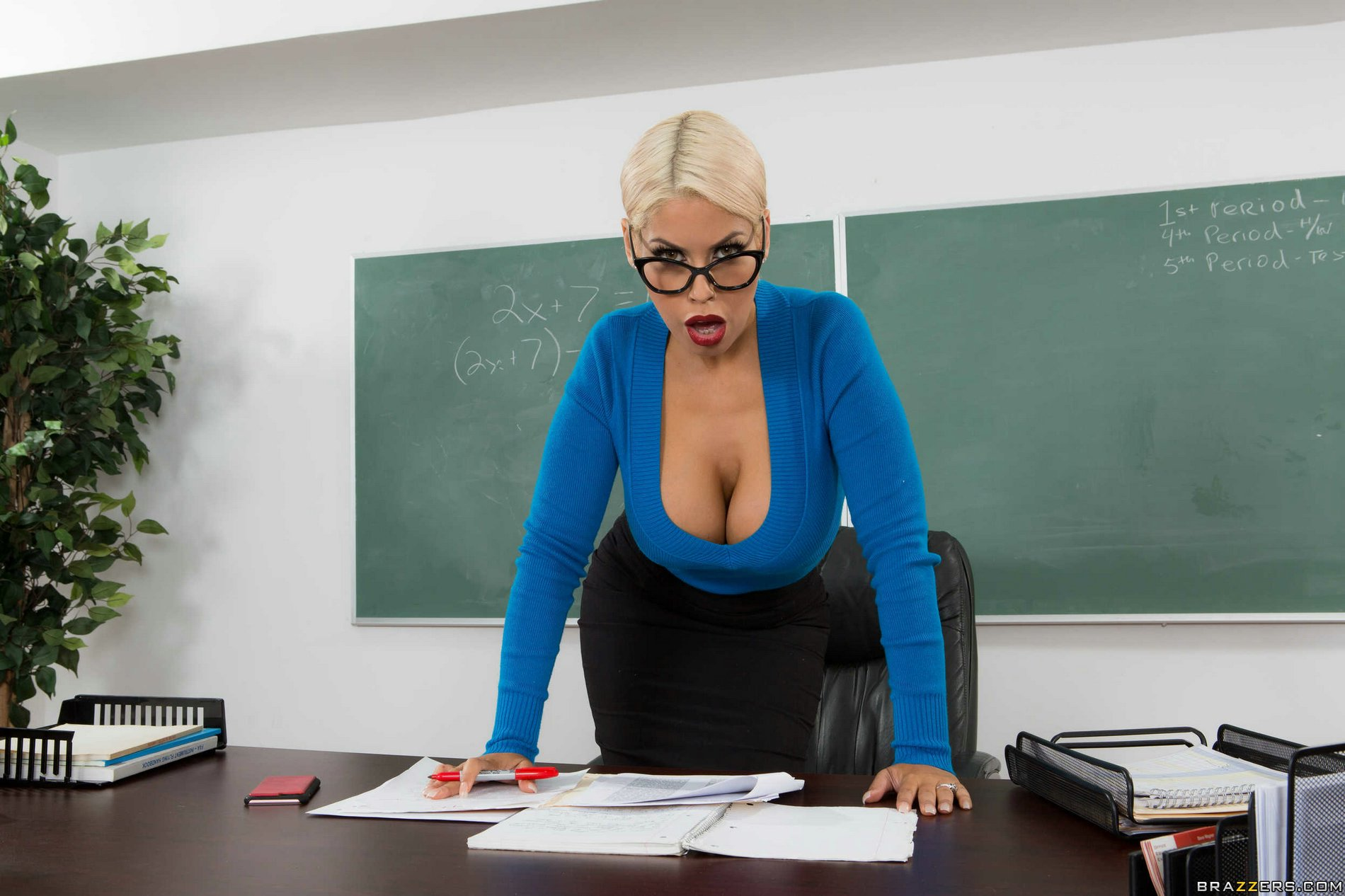 teacher fucked