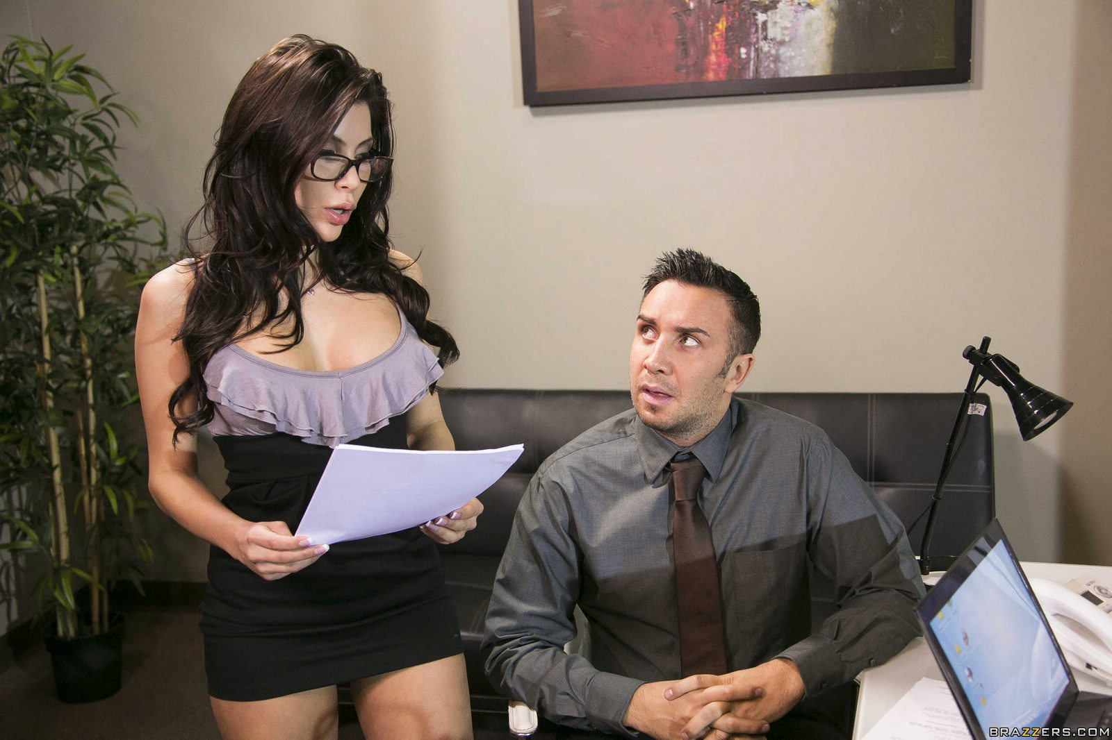 Travis recommend best of naked secretaries naughty