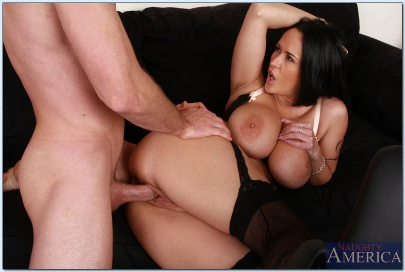 What anal carmella first her sex congratulate
