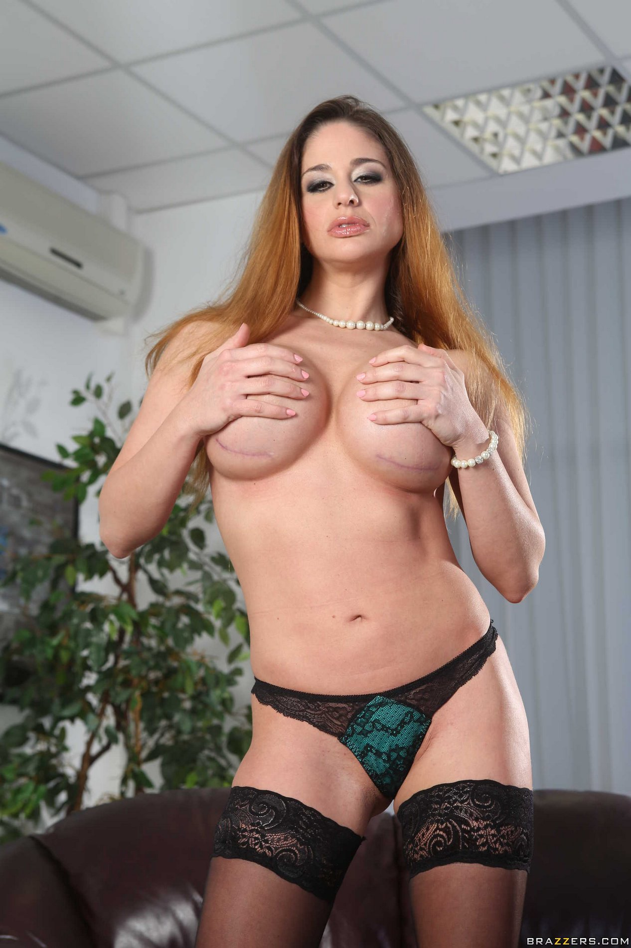 Cathy heaven stockings can not